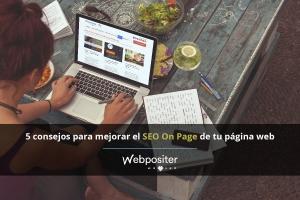 5 consejos para mejorar el SEO On Page de tu página web