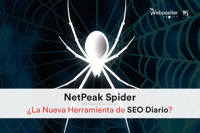 Herramienta SEO NetPeak Spider
