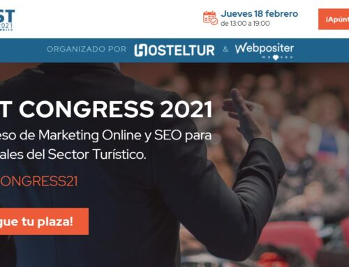 Most Congress 2021 (#mostcongress21): Arranca la segunda edición del Congreso de Marketing Online y SEO para profesionales del Sector Turístico