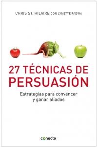 Libro 27 Técnicas de Persuasión