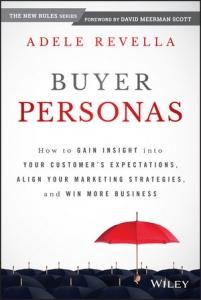 Libro Buyer Personas por Adele Revella