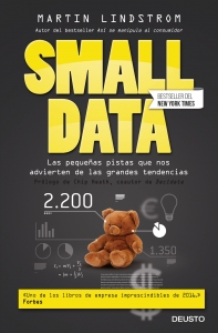 Libro Small Data de Martin Lindstrom