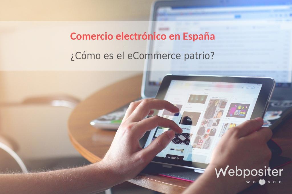 Comercio electrónico España
