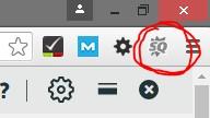 Extensión Chrome Seo Quake