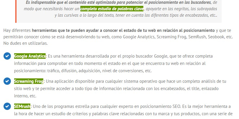 Extensiones SEO para analizar enlaces rotos