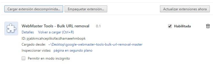 Extensiones Chrome para posicionamiento SEO