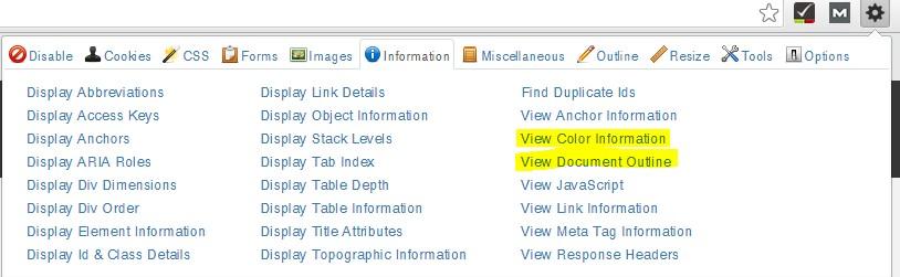 Extensión Chrome para análisis SEO