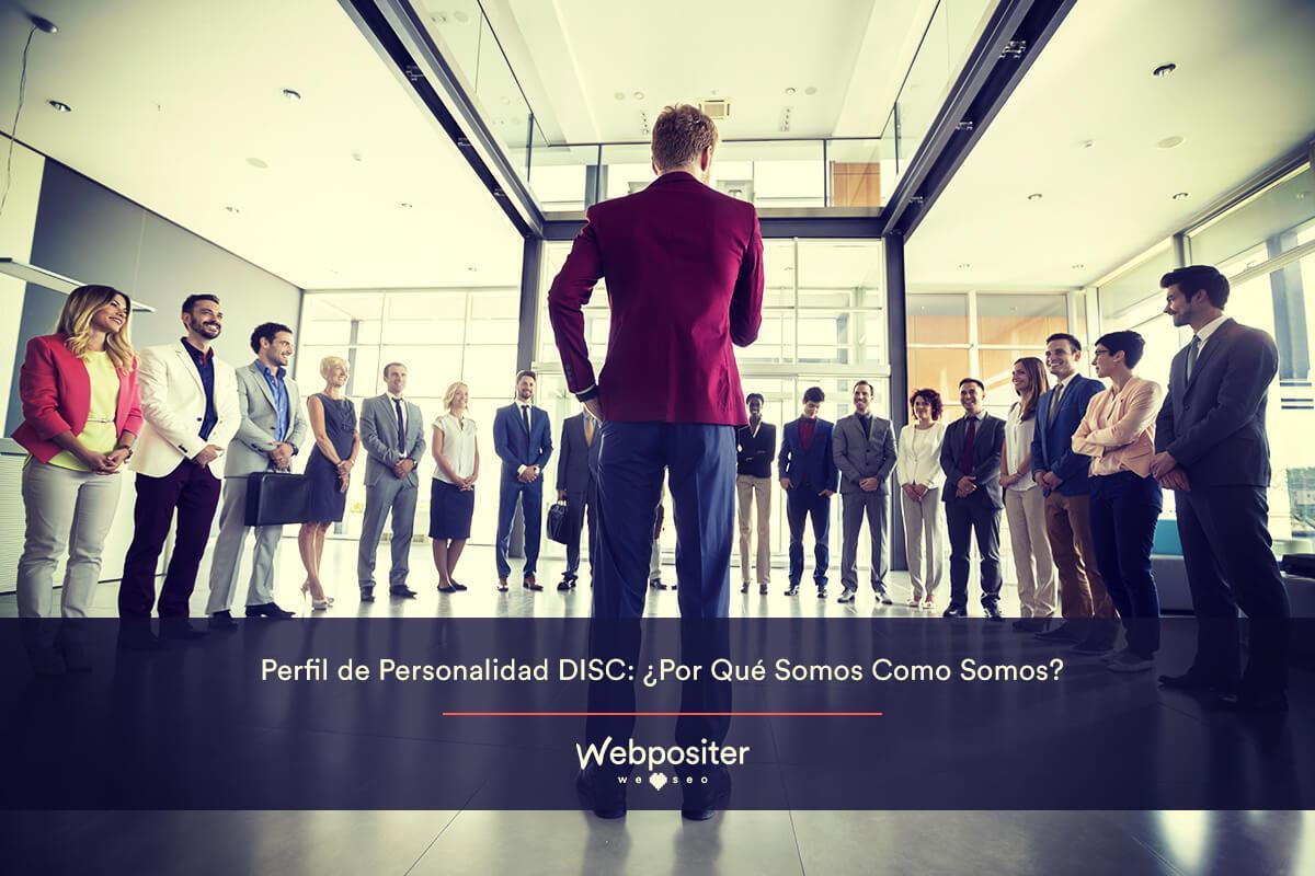 Perfil de Personalidad DISC