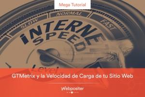 Tutorial GTMetrix - Velocidad de carga web