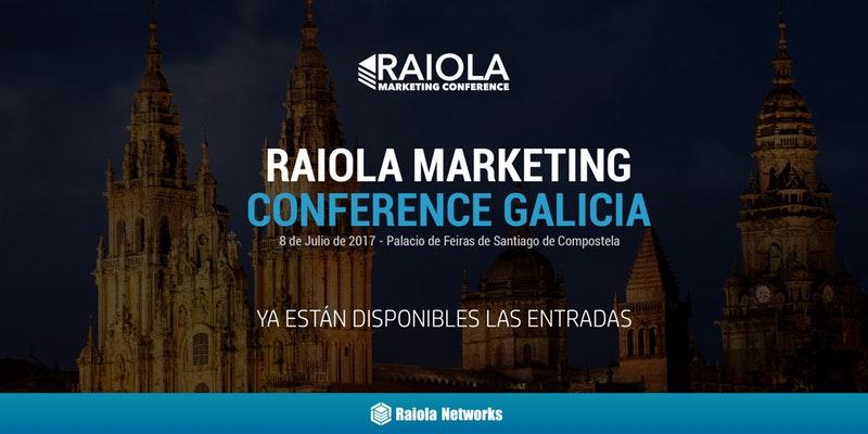 Raiola Marketing Conference Galicia