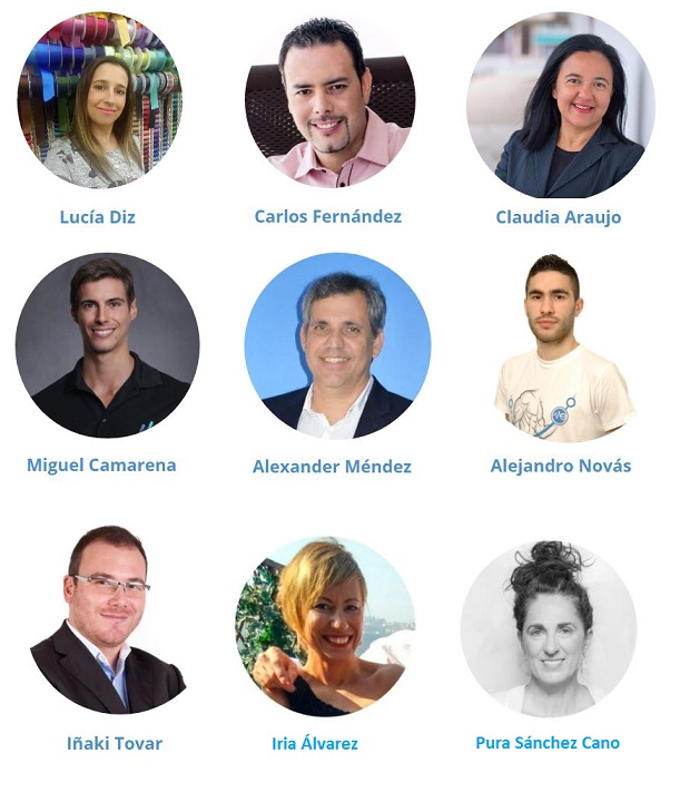 Conferencias de Somos Emprendedores Digitales, evento Marketing Online Vigo
