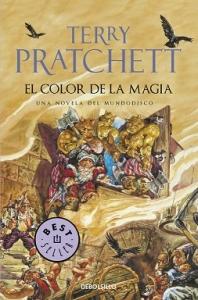 Libro El color de la magia