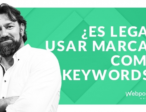 ¿Se pueden utilizar marcas registradas como keywords en Google AdWords?