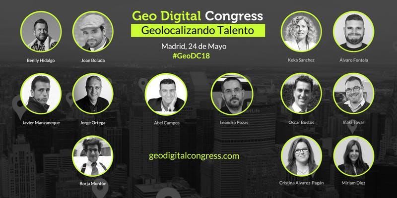 GEO Digital Congress 2018
