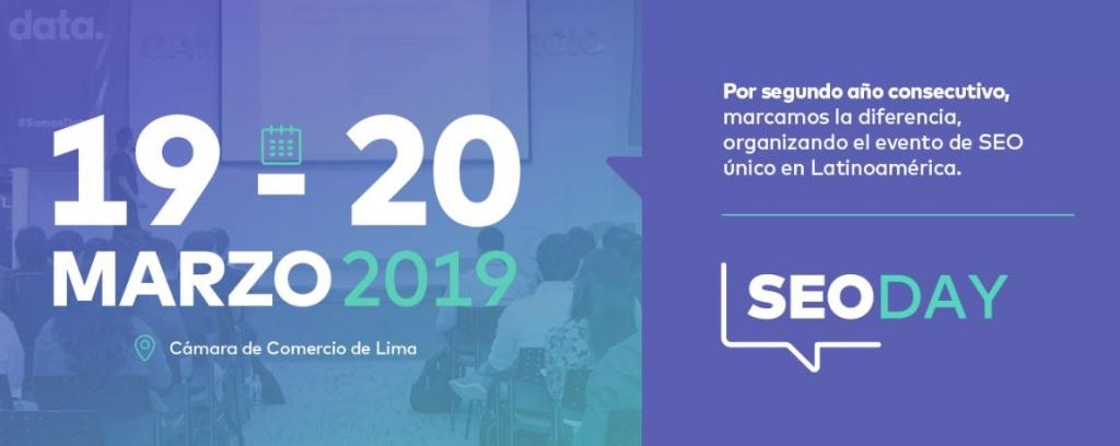 SEO Day Perú 2019