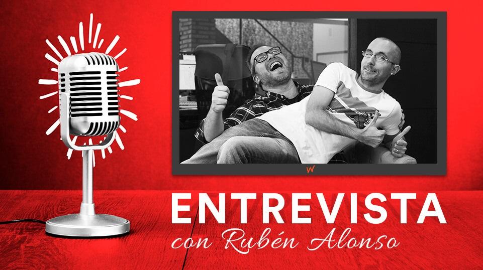 Entrevista a Rubén Alonso de Miposicionamientoweb