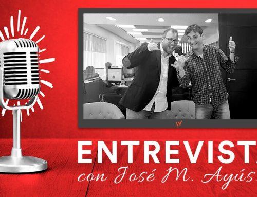 Entrevista a José María Ayús (@zonzamasss), Socio y CIO de Webpositer, sobre Desarrollo Web y WPO