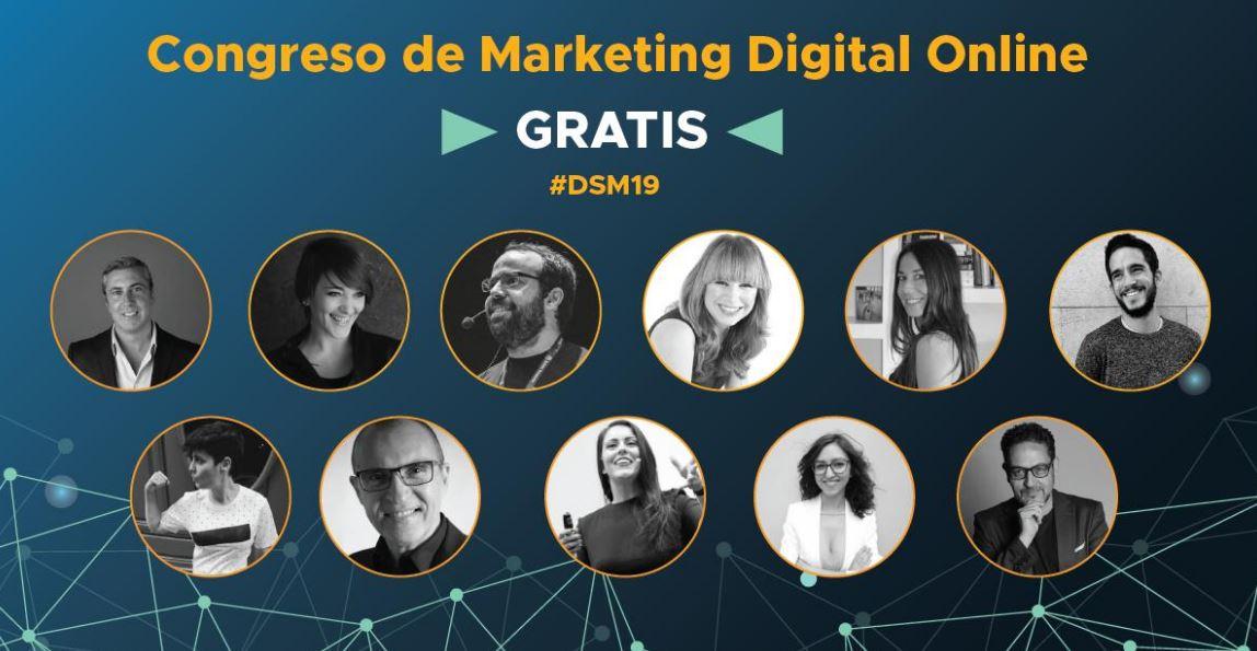 Congreso online marketing online DSM19