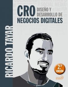 Libro sobre CRO Ricardo Tayar