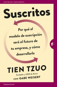Suscritos, Tien Tzuo