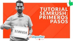 Tutorial sobre SEMrush en español