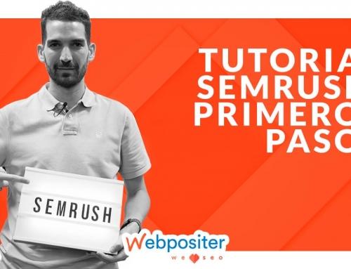 Tutorial sobre SEMrush en español: Aprende a estudiar a tu competencia como un SEO profesional