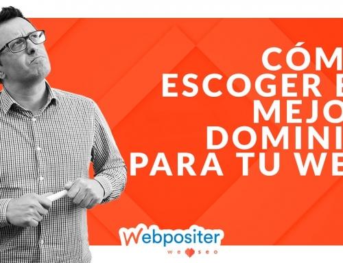 Cómo escoger el mejor dominio para la web de tu negocio