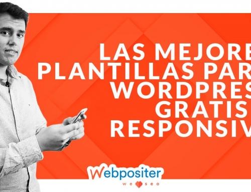 Las mejores plantillas para WordPress gratis, responsive y fáciles de optimizar para SEO