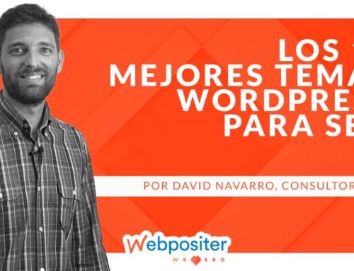 Las mejores plantillas y temas WordPress para SEO, gratis y 100% responsive