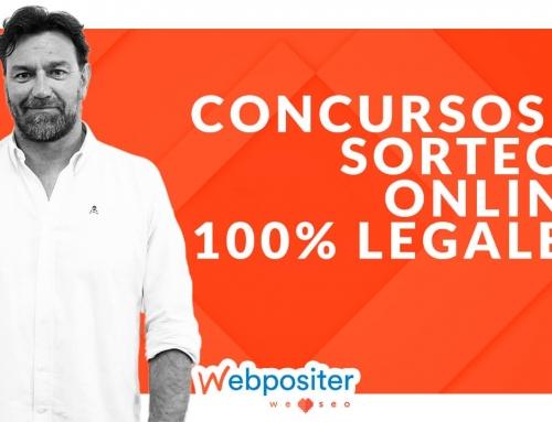 Requisitos esenciales para hacer concursos y sorteos online 100% legales