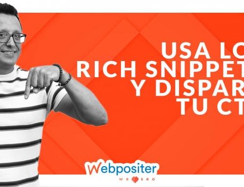 Todos sobre los Rich Snippets, los formatos enriquecidos que ayudan a tu web a despuntar en Google