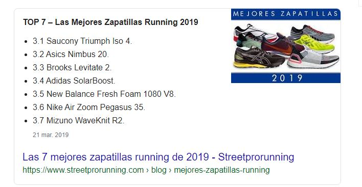 featured-snippet-lista