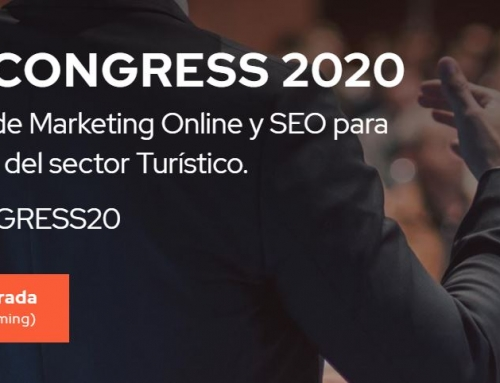 Most Congress 2020 (#mostcongress20): El Congreso de Marketing Online y SEO para profesionales del sector Turístico.