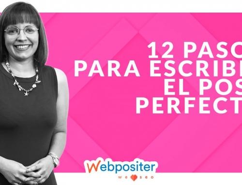 12 trucos imprescindibles para escribir el post perfecto en tu blog. Guía con ejemplos.