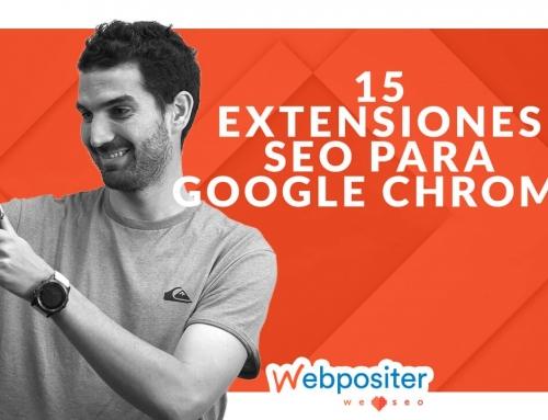 Las 15 mejores extensiones SEO para Google Chrome que te harán la vida más fácil