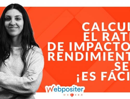 Cómo calcular el ratio de impacto y rendimiento SEO para aprovechar las oportunidades de mejora en tu proyecto web