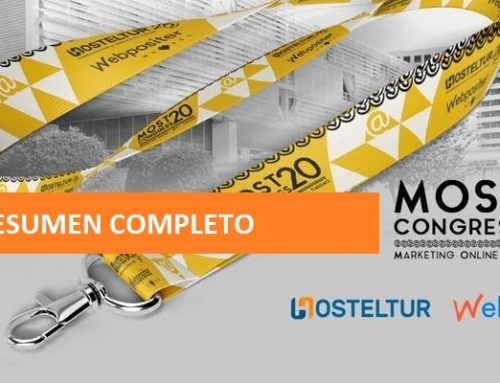 Resumen #MostCongress20: SEO, Big Data y la personalización marcan la pauta del marketing turístico del futuro