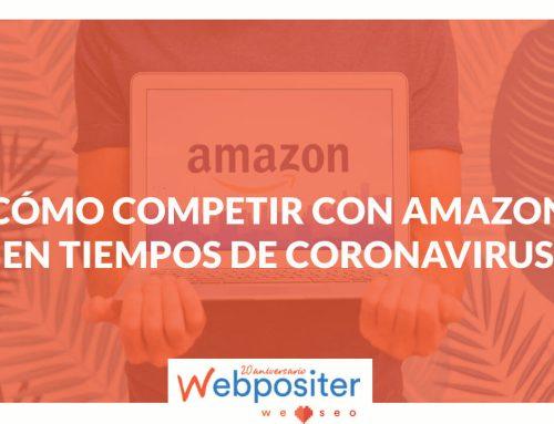 Cómo competir con Amazon en tiempos de coronavirus