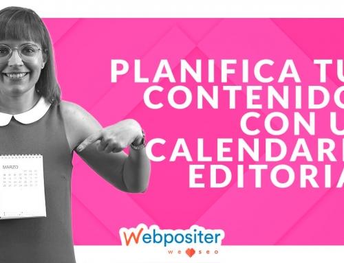 Cómo crear un calendario editorial que planifique los posts de tu blog en el tiempo