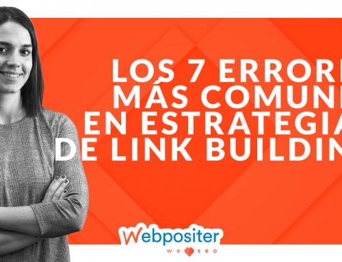 Las 7 deficiencias más frecuentes en estrategias de link building que pueden estar dañando tu web