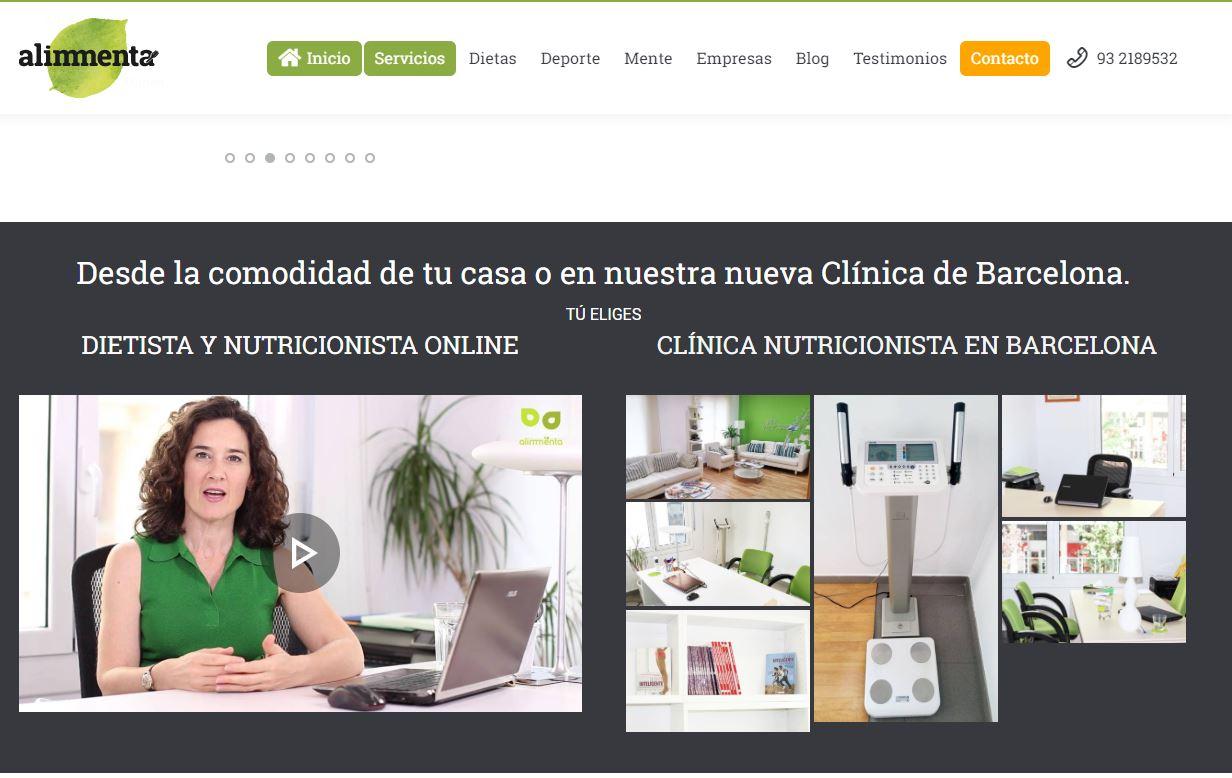 Consultas online de nutrición coronavirus