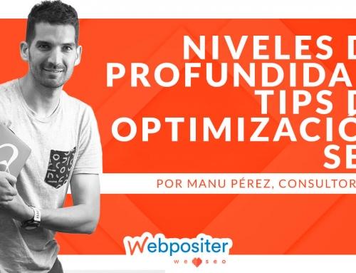 Cómo optimizar los niveles de profundidad al trazar la arquitectura técnica de una web