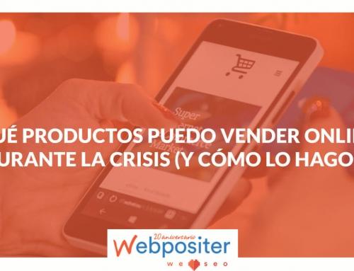 ¿Qué productos puedo vender online durante la crisis (y cómo diablos lo hago)?