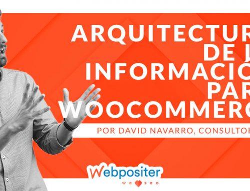 Tiendas online con WooCommerce: Tips SEO para crear una correcta arquitectura de la información