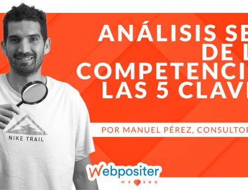 Cómo hacer un análisis SEO de la competencia centrado en 5 aspectos fundamentales