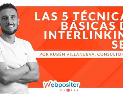 Guía sobre <em>interlinking</em> SEO, del concepto a las técnicas de enlazado interno que mejoran el posicionamiento de tu web