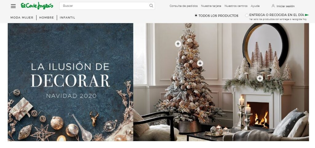 web-diseno-navidad