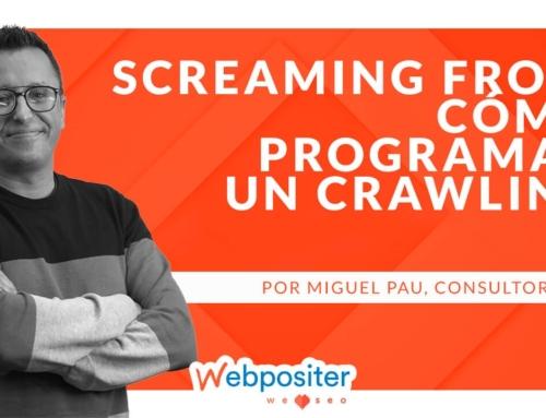 Cómo programar rastreos en Screaming Frog para que se ejecuten en modo automático