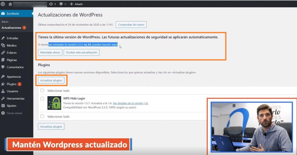 actualizacion-plugin-wordpress