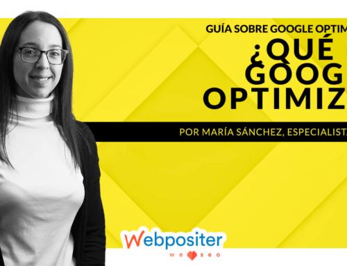 Tutorial sobre Google Optimize: ¿qué es y cómo funciona una de las herramientas básicas en conversión y experiencia de usuario?